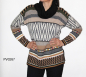 Preview: Women's Alpaca Turtle-Neck Sweater