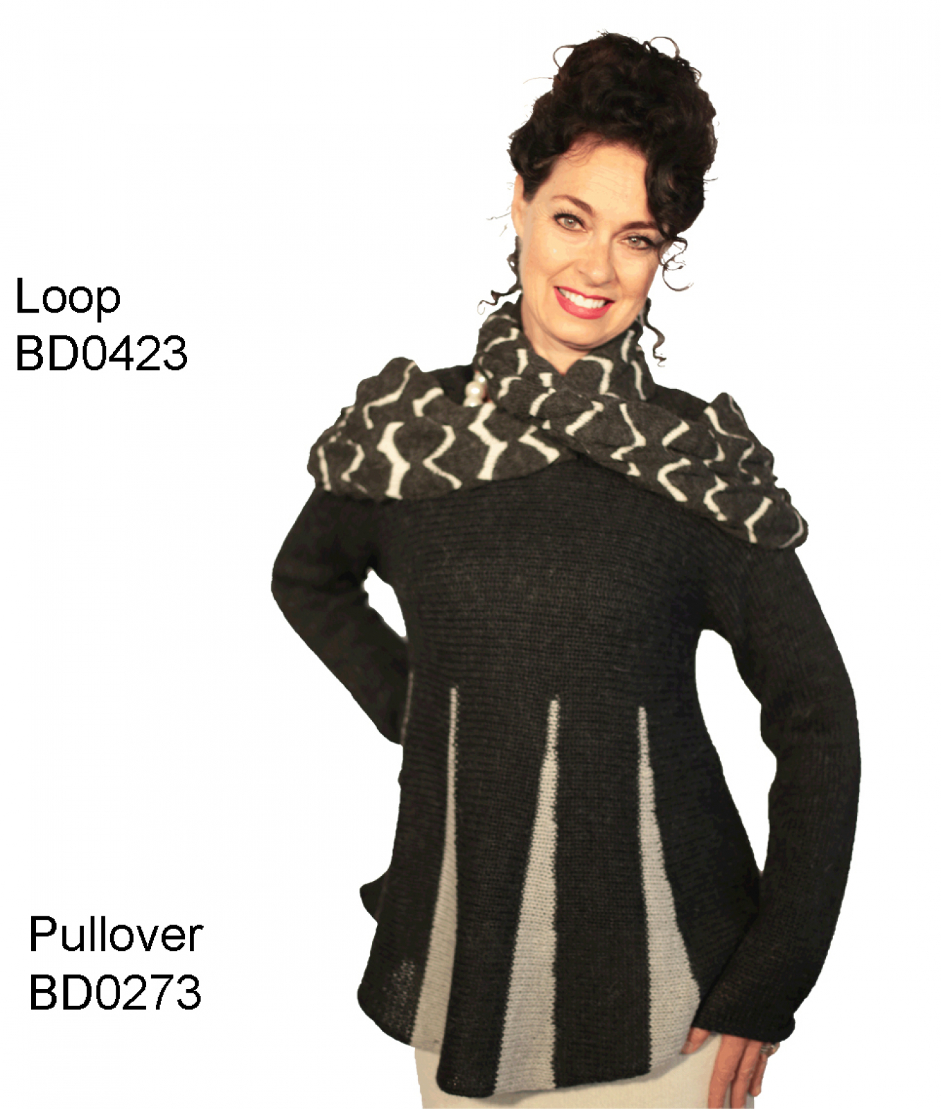 Womens Alpaca Loop Hawai