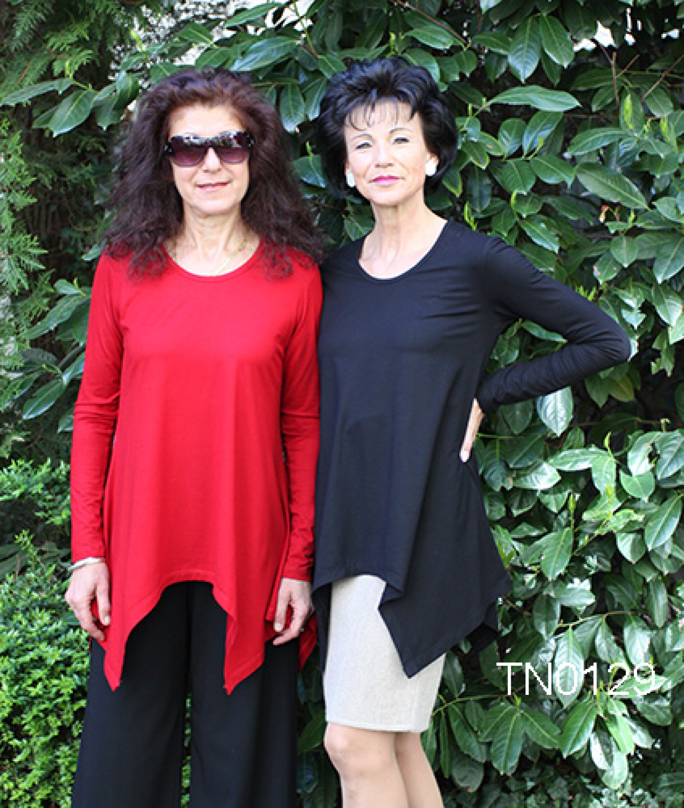 "Women's Tunic ""Hella"", 95% viscose / 5% lycra"